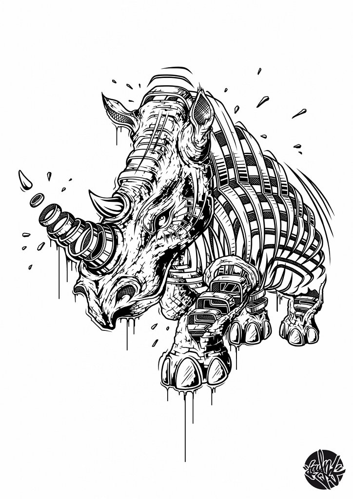 Rhino Slice