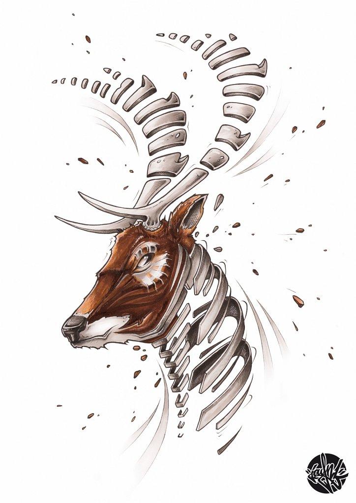 Deer Slice